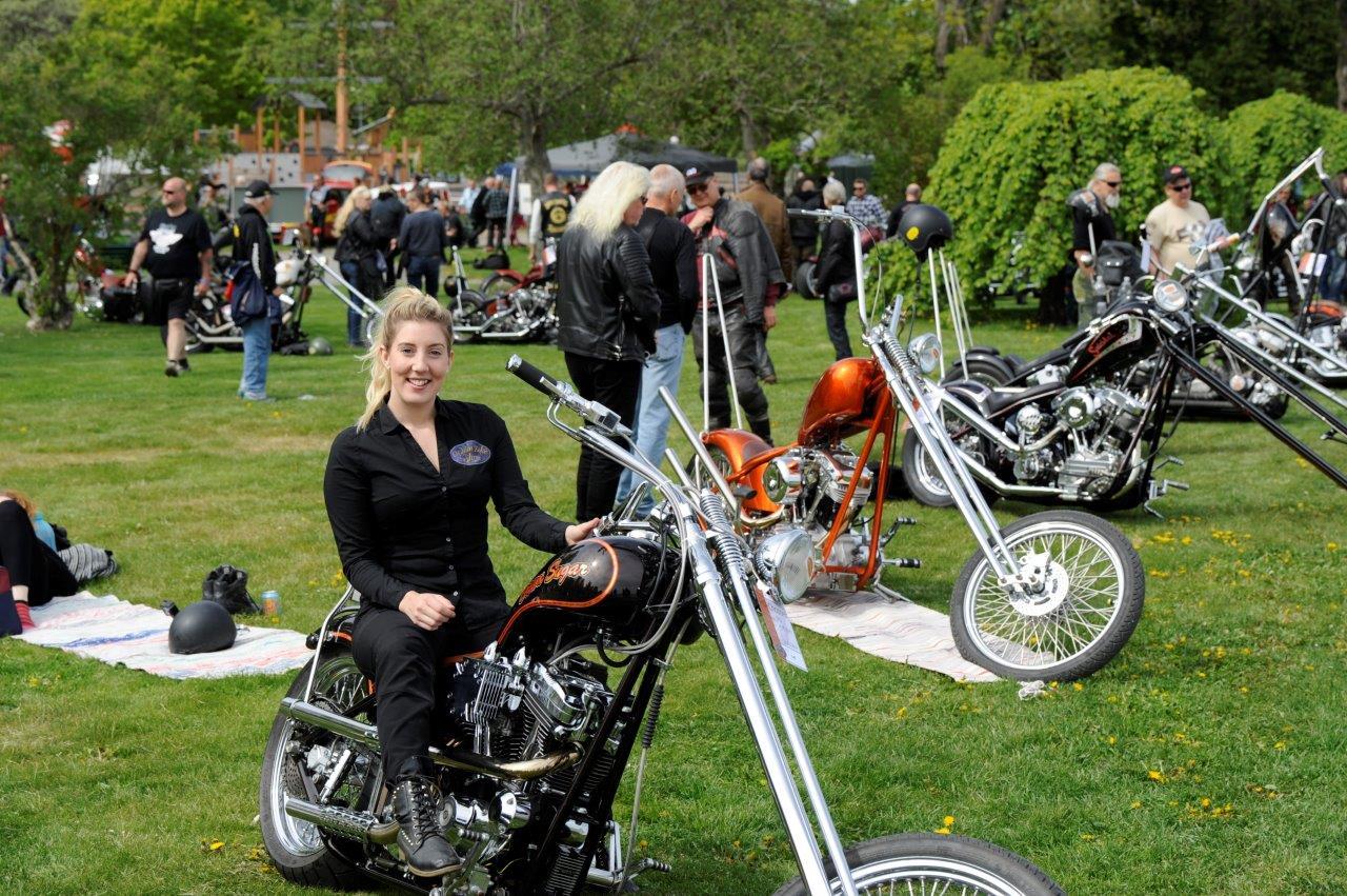 12 Motorcycle Camping Tips   Harley Davidson Sverige