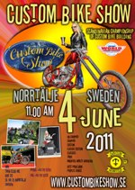 Norrtälje Custom Bike Show 2011